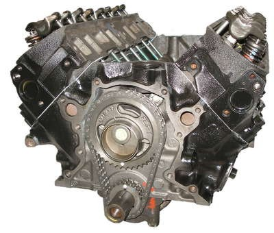Ford 5.0L 302 cid Small Block V8 LH 1968-1981 Early