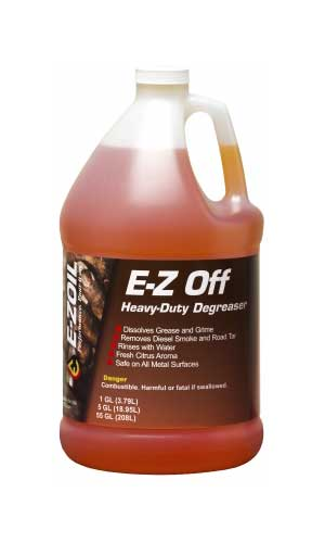 E-Z OFF Heavy - Duty Degreaser E-Zoil 1 Gallon DG10-01