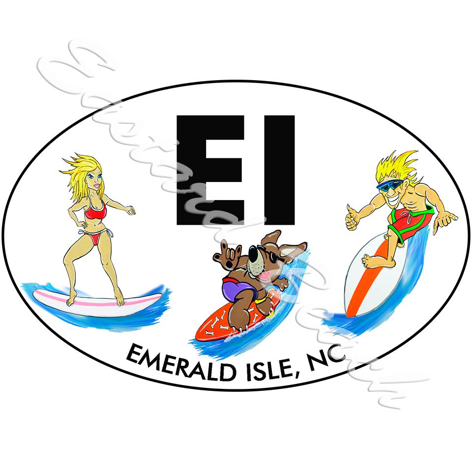 EI - Emerald Isle Surf Buddies