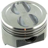 Piston for GM 5.7L 350 CID Small Block V8 with 12 Bolt Intake