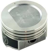 Piston Dish Top for GM 3.0L 181 CID Inline 4 Cyl Pre 1990 Mercruiser OMC