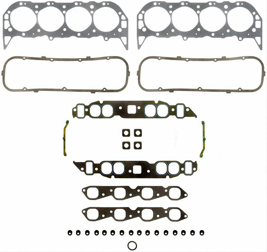 Gasket Head Set for 427 454 7.4L GM BB 1989 and Earlier Gen 4 Marine