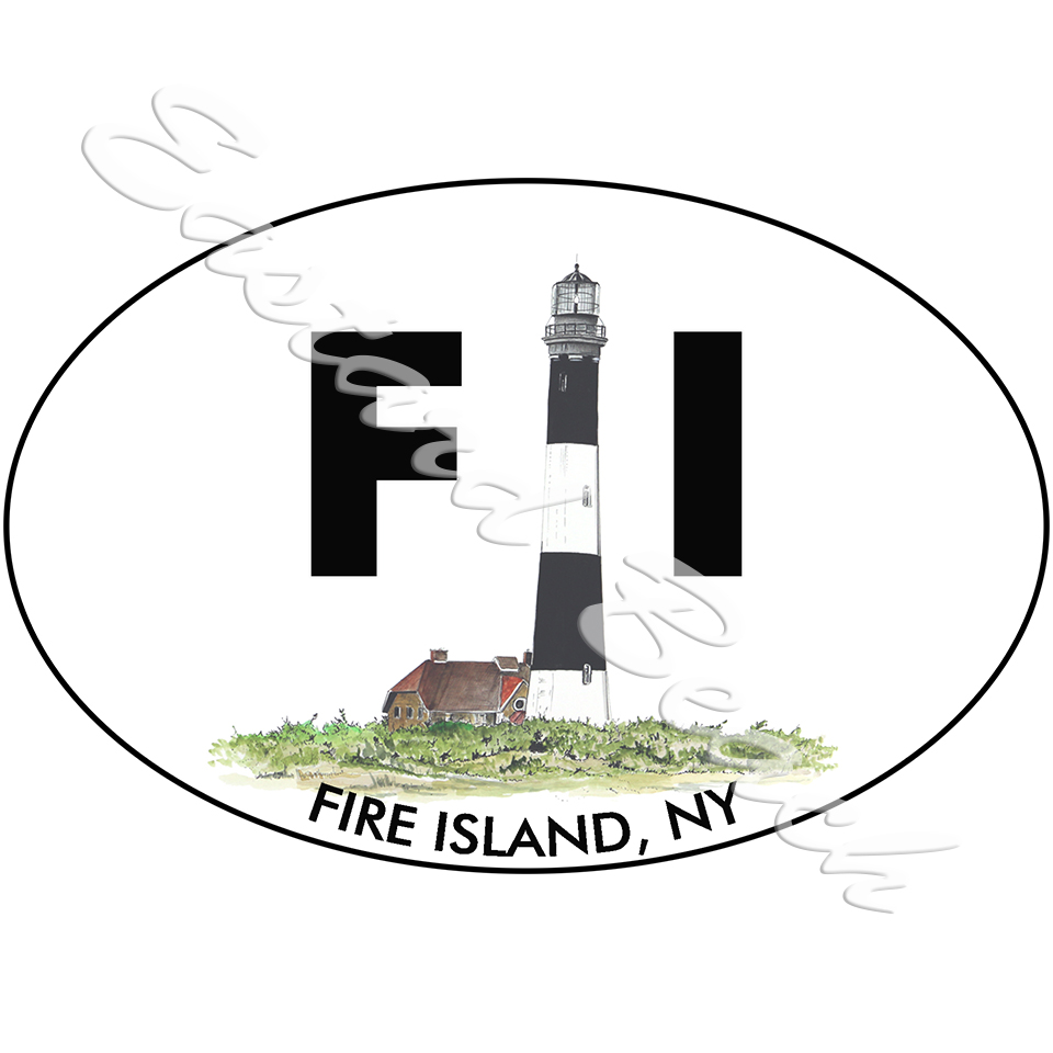 FI - Fire Island Lighthouse 2