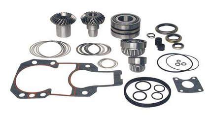 Mercruiser gear ratio by