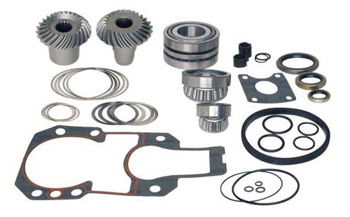 Gear Service Kit for Mercruiser 74-90 1.65 Ratio Inline 6 GM 5.0L 2BBL 43-803112T 1