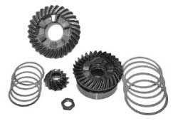 3 /& 4CYL. 6 JAW 11555 GLM Part Number MERCURY MARINER FORCE COMPLETE GEAR SET