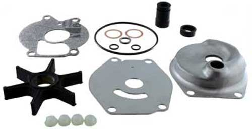 Full Power Plus Impeller Replacement For Yamaha 30hp 25HP Impeller Kit Outboard Motor Parts Sierra 18-3067 689-44352-02