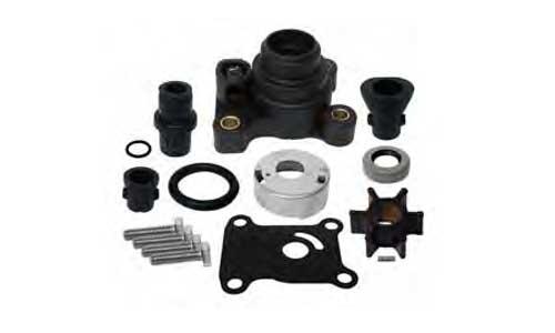 Carburetor Repair Kit for 1989 Johnson 9.9HP TE10RLCES E10ECES J10RCES Engines