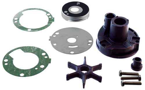 Water Pump Kit for Yamaha 25 HP 30 HP 1984-1985 689-W0078-A4