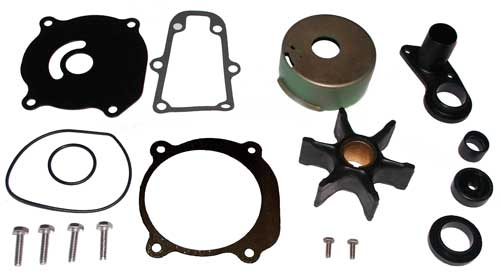 Water Pump Kit for Johnson Evinrude Outboard V4 V6 1978 Earlier