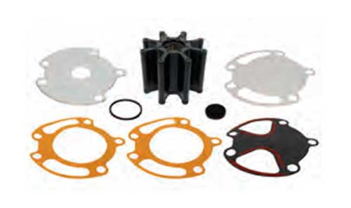 Water Pump Kit for Mercruiser Inboard and Bravo 47-59362Q7 47-59362Q08