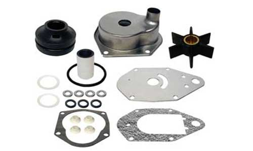 Water Pump Kit for Mercury Mariner Outboard 45-60 1991-1997 46-812966A11