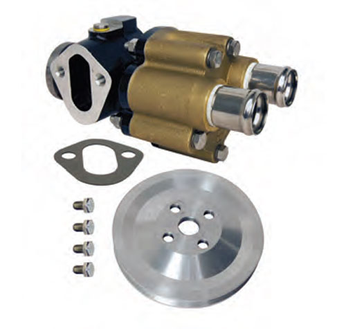 Raw Water Pumps and Parts