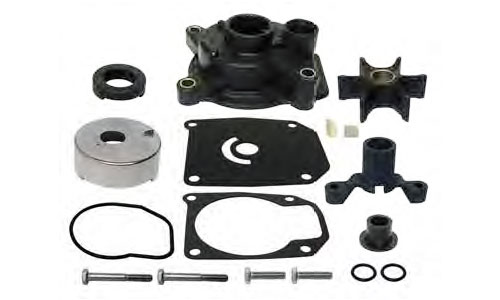 Water Pump Kit for Johnson Evinrude 40 45 48 50 55 60HP 84-94 Housing 439077 BPI12210