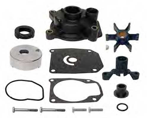 Water Pump Kit for Johnson Evinrude 1971-78 2-3 Cyl Small Gearcase 389133
