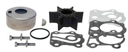 Water Pump Kit for Yamaha 60 70 75 90 HP Outboards 6H3-W0078-02