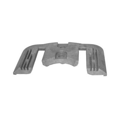 Anode for Mercruiser Bravo Ventilation Plate Aluminum
