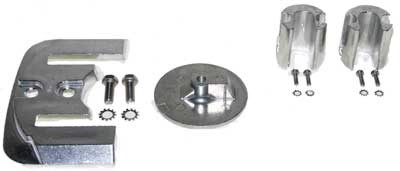 Anode Kit Aluminum for Mercruiser Bravo 2 and 3 Drives 888761Q01