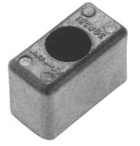 Anode for Johnson Evinrude Block for Transom Bracket 433458