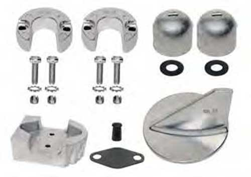 Anode Kit Aluminum for Mercruiser MR Alpha One 1984-1990 888756Q02