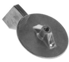 Aluminum Anode Skeg for Yamaha 150 HP