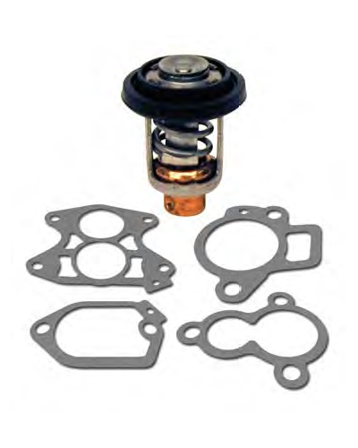 Thermostat Kit for Yamaha 115-225 HP replaces 6E5-12411-30-00 688-12414-A1-00