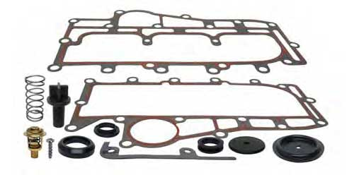 Thermostat Kit Mercury Mariner Outboard 50 55 60hp 1988