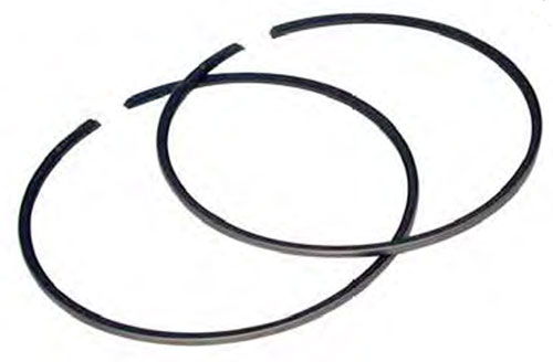 Piston Rings 89  50 mm for Yamaha Inline 115-250 HP 1984-up