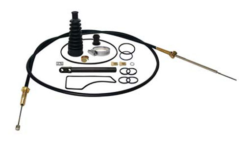 Shift assembly for mercruiser sterndrives shift cable kit for mercruiser bravo 1 2 3 outdrive sciox Gallery