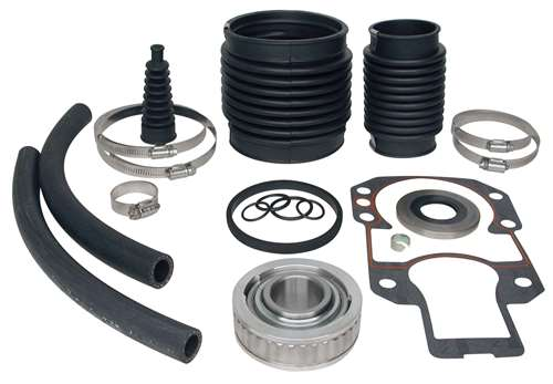 Bellow Kit Transom Service for Mercruiser R MR #1 Alpha 1 1974-90 30-803097T1 GLM21950