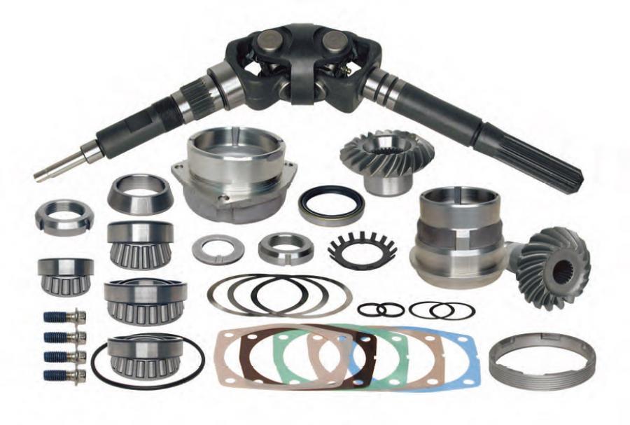 Upper Unit Gear Sets for OMC Cobra