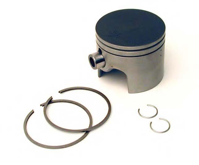 *NEW OEM* 0700P15 OMC Johnson Evinrude Piston Ring Set 378420