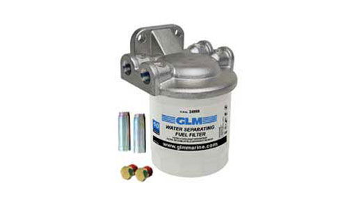 Water, Fuel Separator Kit, Stainless Steel 3⁄8""