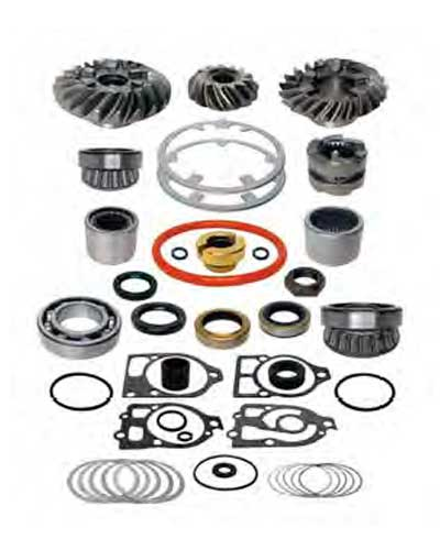 Gear Bearing and Seal Kit for Mercruiser Alpha 1 83-91 43-803091T1