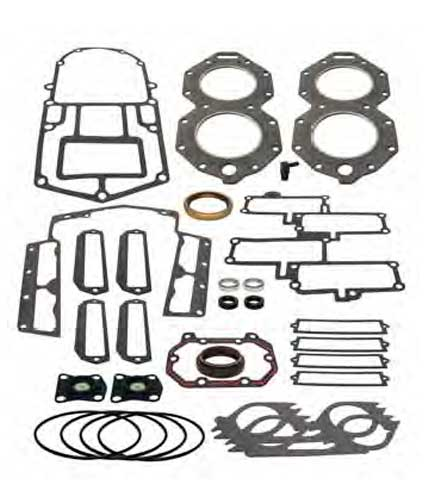 Gasket Set Powerhead for Johnson Evinrude V4 120-140HP 1985-87 396750