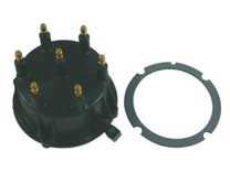 Distributor Cap, Mercruiser V6 Thunderbolt, Screw-Down