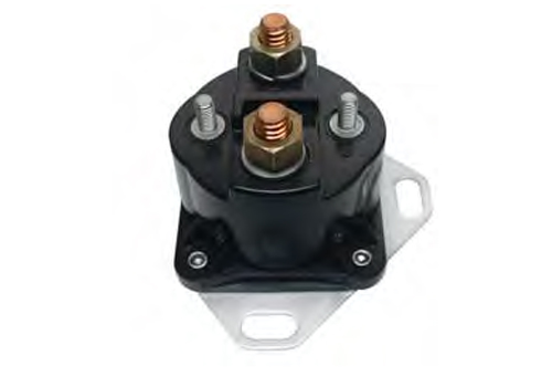 Solenoid Starter for Mercruiser 89-76416A1 Starter Trim for OMC 985064