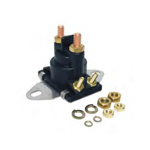 Solenoid Starter for Mercruiser Mercury Mariner Isolated Flat Base 89-96054