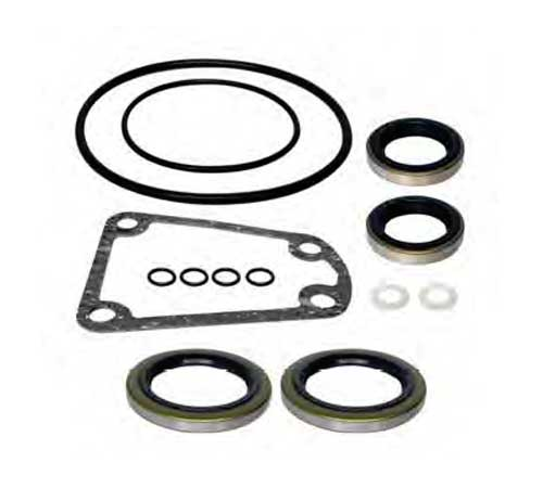 Lower Unit Seal Kit for Johnson Evinrude 85 100 125 replaces 433550
