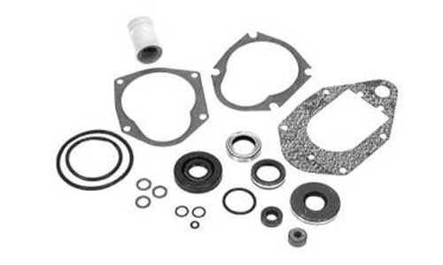 Lower Unit Seal Kit Mercury Mariner 50 55 60 HP Small Gearcase 26-814669A2.