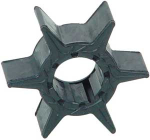 Impeller, Mercury, Mariner, Yamaha, High Pressure Short Vane