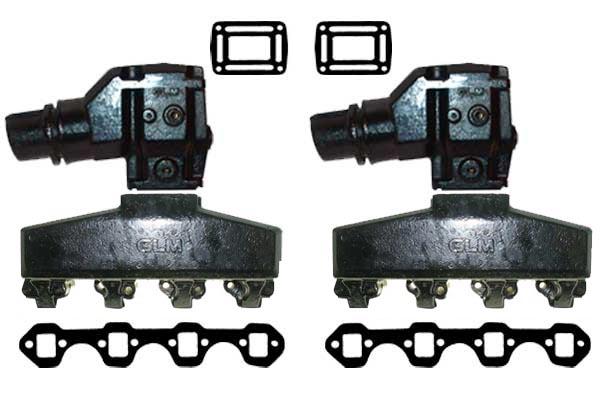 Marine Manifolds Risers Starters Alternators Engines And