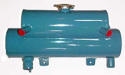 Heat Exchanger, Chrysler Big Block V8, 440 cid
