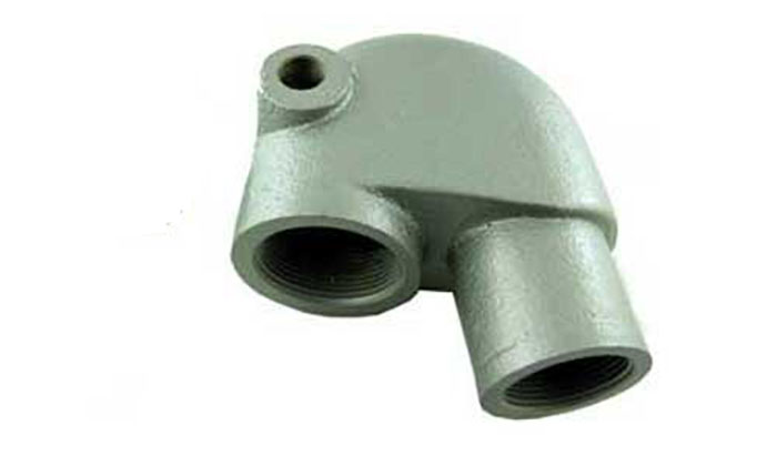 Elbow Exhaust for Yanmar 1GM 2GM 3GM 1GM10 2GM10 3GM30 3HM 3HM 35F 124070-13520