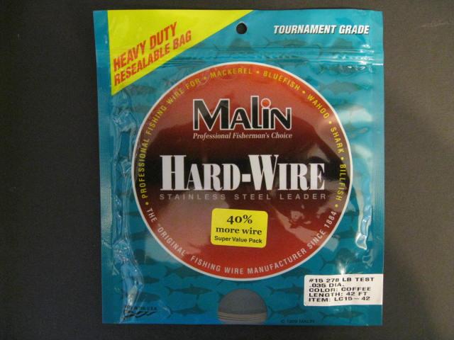 Malin LC10-42 SS Wire Cof