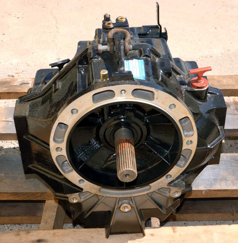 Marine Transmission Hurth HSW800-A2 2.85 2.85:1 Ratio