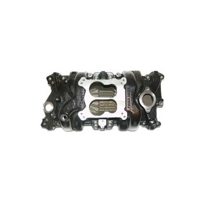 Marine Intake Manifold GM Small Block 5.0 5.7 305 350 1987-1996 Cast Iron