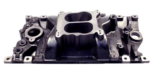 Intake MAnifold Marine for GM Small Block V8 Vortec Cast Iron 1998 and Newer