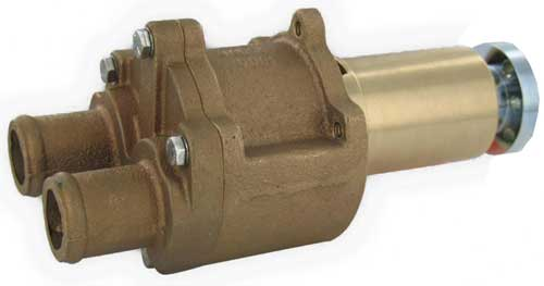 Raw Water Pump Mercruiser Engine Bronze for V Belt 46-72774A32