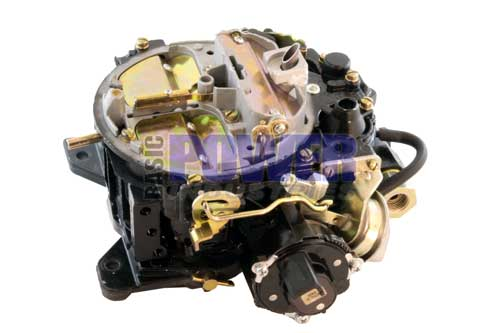 Carburetor 4 Barrel Remanufactured Rochester Quadrajet 262 305 350 454 Electric Choke
